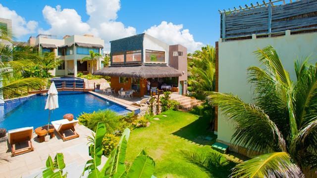 Kilombo Villas Spa Tibau Do Sul No Rio Grande Do Norte