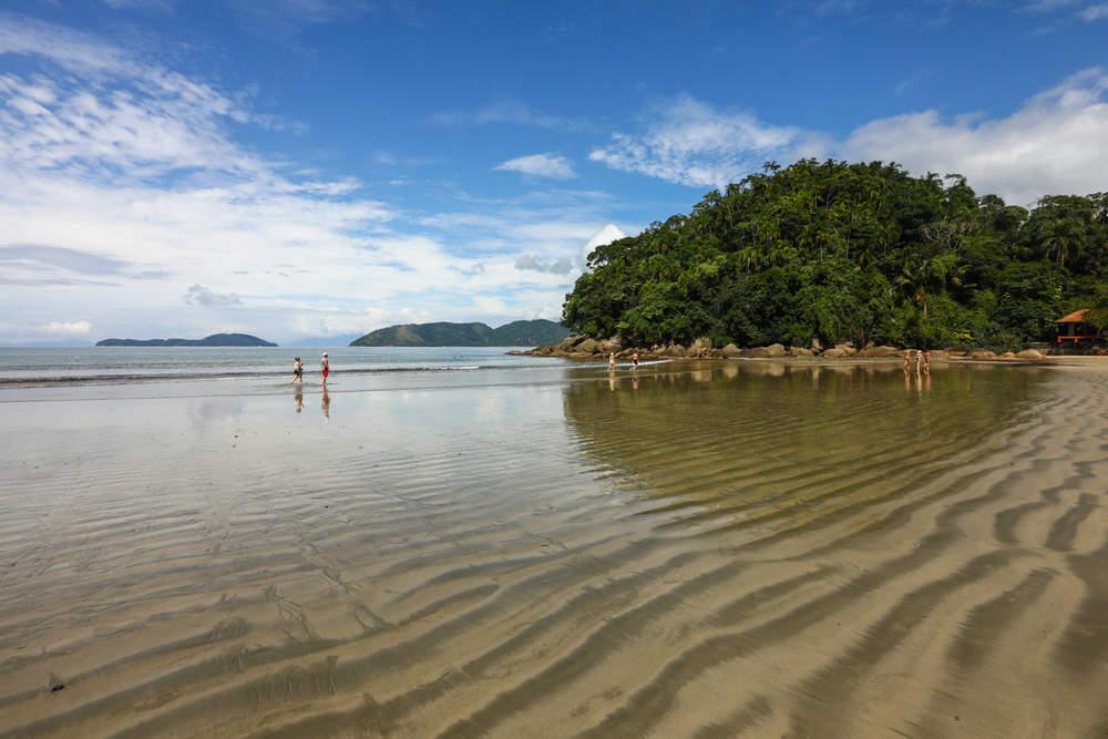Onde Está Localizada A Praia Do Lázaro Em Ubatuba