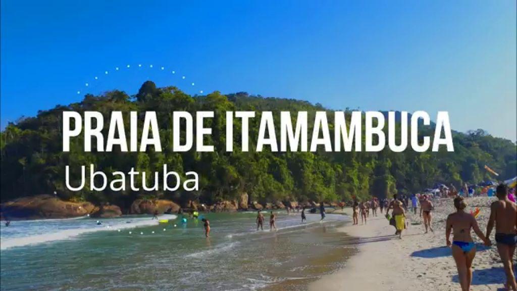 Onde Fica A Praia De Itamambuca