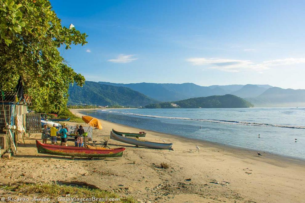 Onde Fica A Praia Do Itaguá