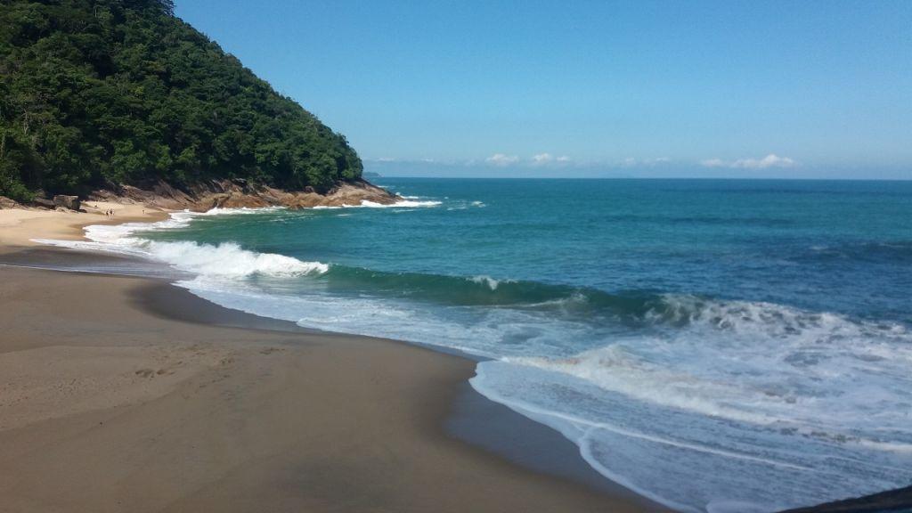 Qual A Localização Da Praia Da Sununga