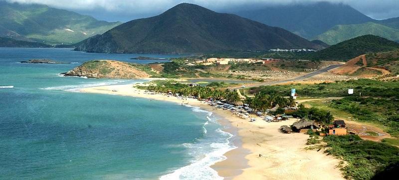 Venezuela Playa Caribe
