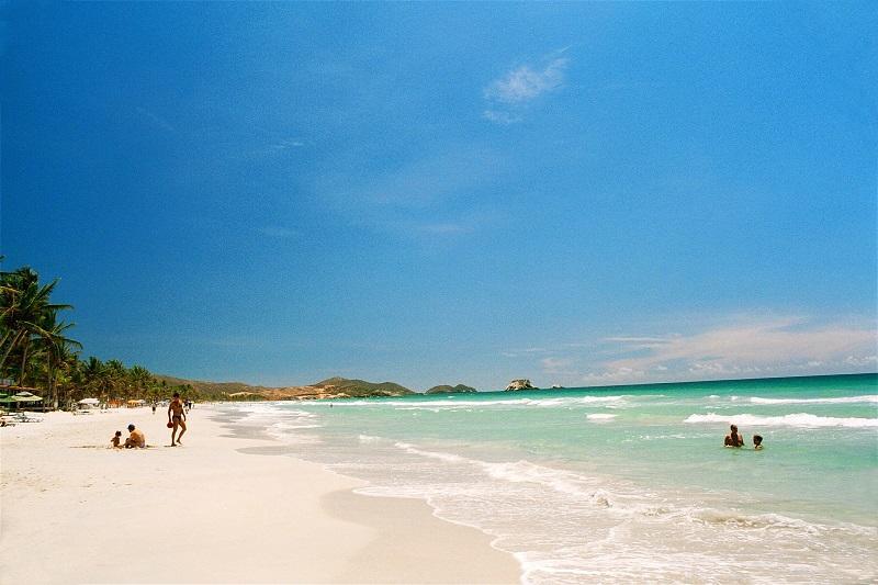 Venezuela Playa El Agua