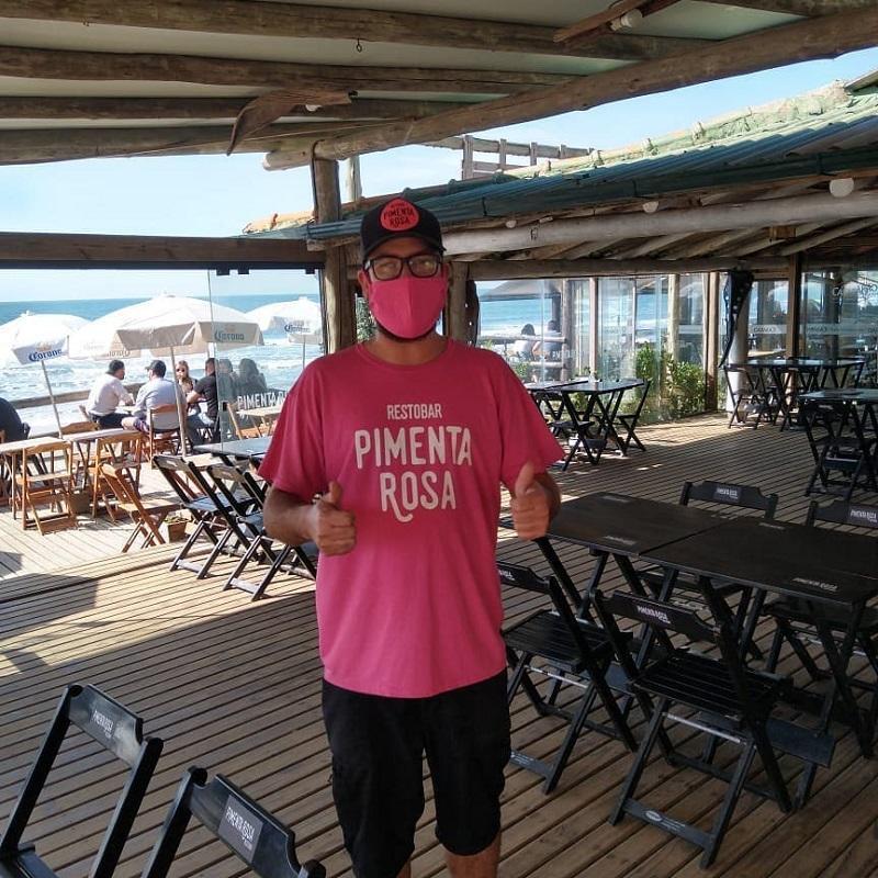 Onde Comer Na Praia Do Rosa Pimenta Rosa