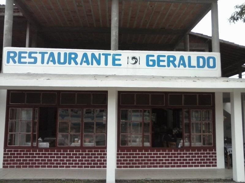 Onde Comer Praia Do Rosa Restaurante Geraldo